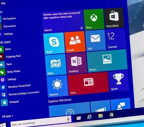 Come liberare Windows 10 dai programmi inutili