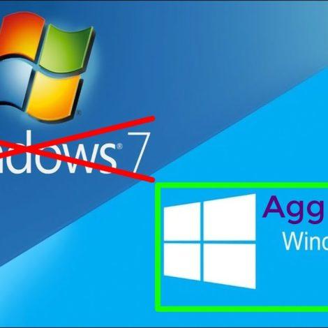 aggiornamento windows 10 padova