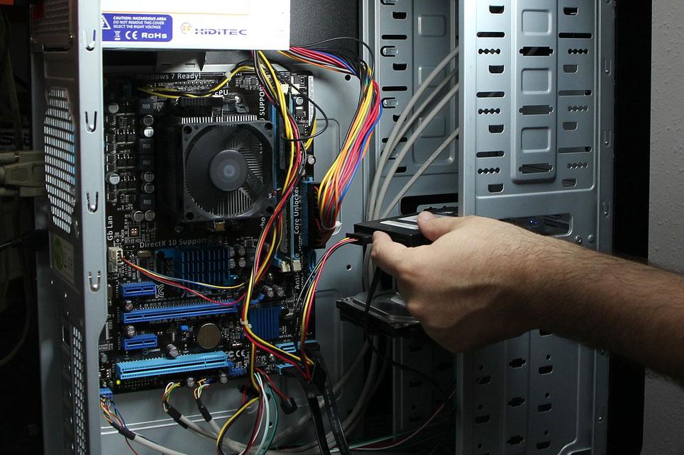 Laboratorio Tecnico informatico padova
